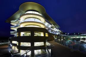 Cheltenham Racecourse Redevelopment - Roberts Limbrick architects, photographer Gary Britton