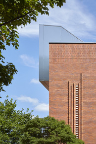Landscape Gallery. Whitworth Art Gallery, Manchester, United Kingdom. Architect: Muma LLP, 2015.