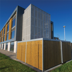 Timber Cladding from A Proctor Group