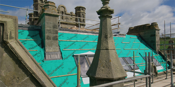 Preserving the heritage of historic buildings with Roofshield