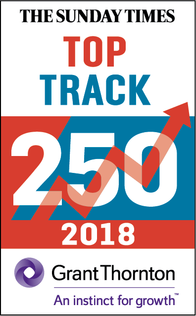 2018 Top Track 250 logo