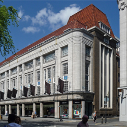 Heal's building, Tottenham Court Road, London