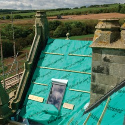 3Preserving the heritage of historic buildings with Roofshield