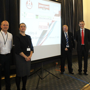 Howarth Timber fire door safety seminar