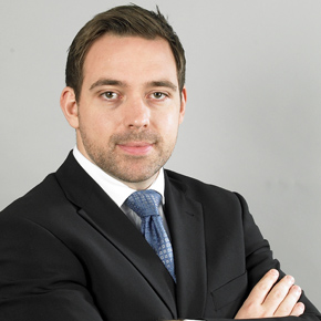 Charles Robinson of ASSA ABLOY EMEA