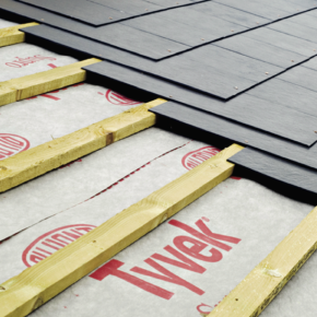 """An HQM property must demonstrate excellent thermal properties, ventilation, acoustic qualities and breathability"" Chris Graham, Roofing Superstore."