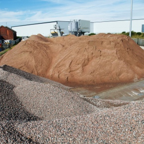 Aggregate Industries Barrow in Furness
