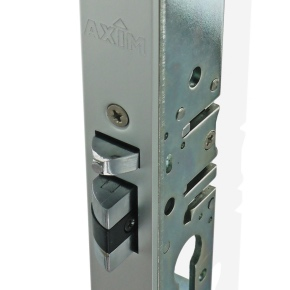AXIM deadlatches and faceplate