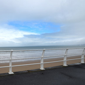 Metal Gloss applications across the Aberavon coast