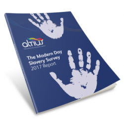 Altius Modern Slavery Survey - featured image