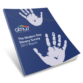 Altius Modern Slavery Survey - featured image