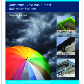 Alumasc Rainwater's new Technical Brochure