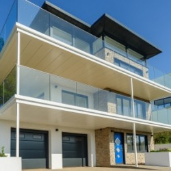 Alumasc Skyline transforms new homes in Jersey