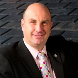 Andy Williamson Group Managing Director, IKO Plc