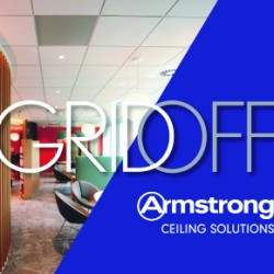 Armstrong Ceilings Grid Off