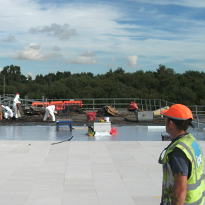 Asda Scunthorpe benefitting from new waterproofing system