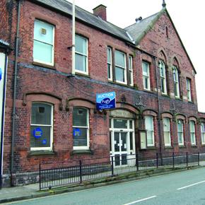 Ashton Town Hall