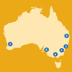 Tradesmen in Australia
