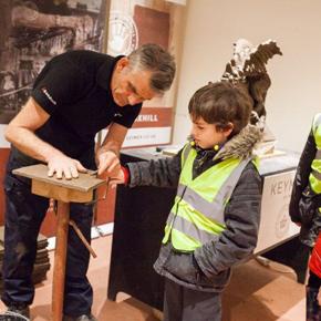 Wienerberger visit Newport Primary School