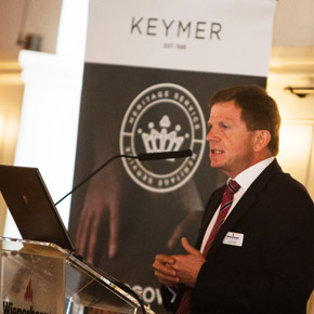 Keymer event at the Tower of London