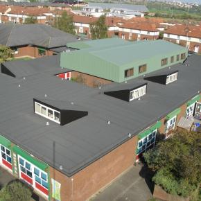 Bede School & Community Centre Complete Shot - iko article