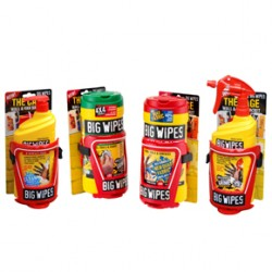 Big Wipes Cage