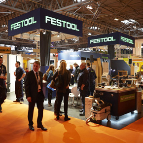 The Build Show, one of the nine events taking place at UK Construction Week.