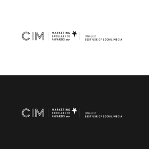 CIM marketing excellence awards logo