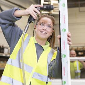 CMS Apprentice Rachel Clark