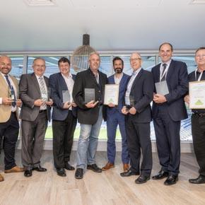 CRUK 2016 Award winners