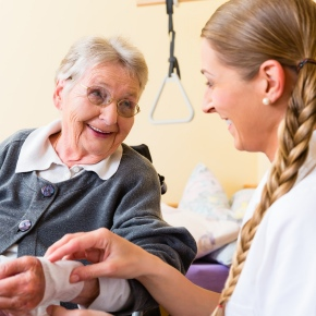 Care home featured image