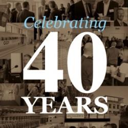 Celebrating 40 Years GGF