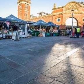 Charcon - Ashton Market Square natural stone paving