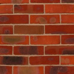 Cholesbury Dark Red Multi brick blend