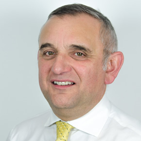 Chris Hazelby, new fire detection products Sales Director