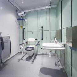 Clos-o-Mat Bullring Changing Places toilet