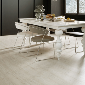 Designatex Columned Ash luxury vinyl flooring