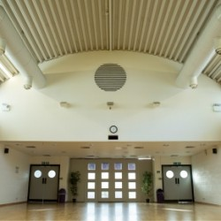 Community Centre Novus refurb