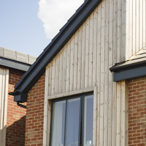 The Anthracite Grey Deep Gutter range