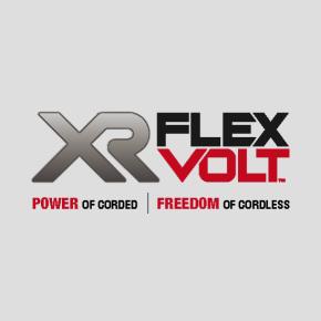 DeWalt XR Flexvolt range