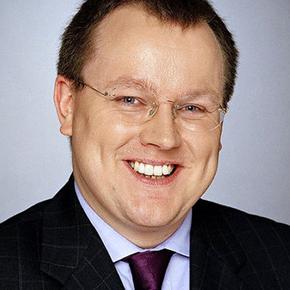 BBC Journalist Declan Curry