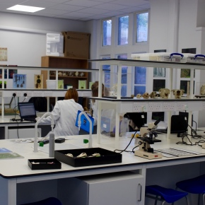 Durapipe - Chester University new laboratory