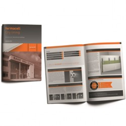 fermacell brochure detailing benefits of gypsum fibreboard for educational premises
