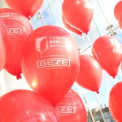 GEZE UK Close The Door Campaign