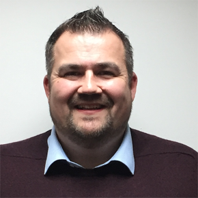 Gareth Ellams, ASSA ABLOY Access Control Managing Director