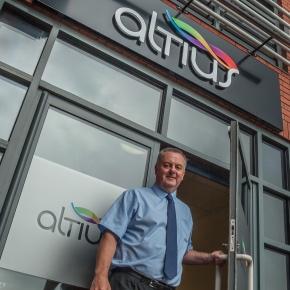 Gary Plant, MD, Altius_Fotor