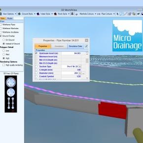 Gatic adds Filcoten channel drainage to MicroDrainage software