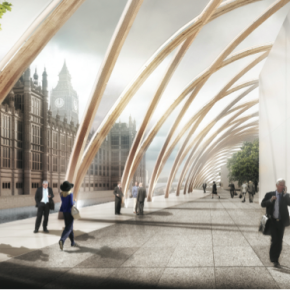 The Houses of Parliament offer an enduring symbol of stability and democracy, expressing the necessity for the continuity of Government in this historic location in Westminster - Ian Mulcahey, Gensler