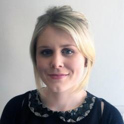 Georgina Roberts, project coordinator at Saracen Small Works