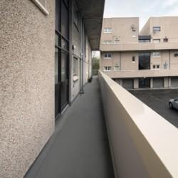 John Douglas Home balconies featuring Sikafloor